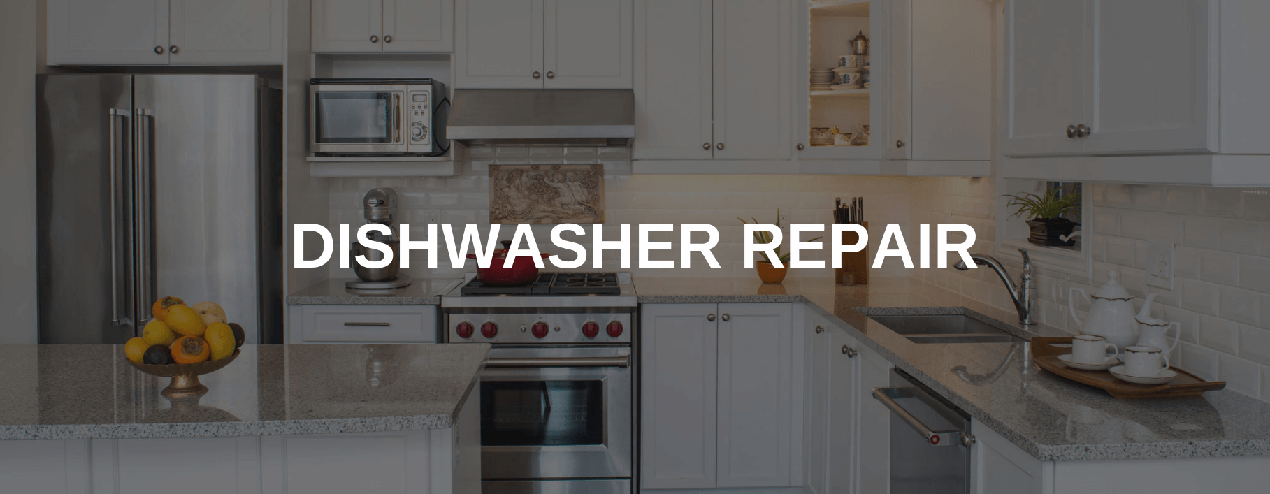 dishwasher repair hillsboro