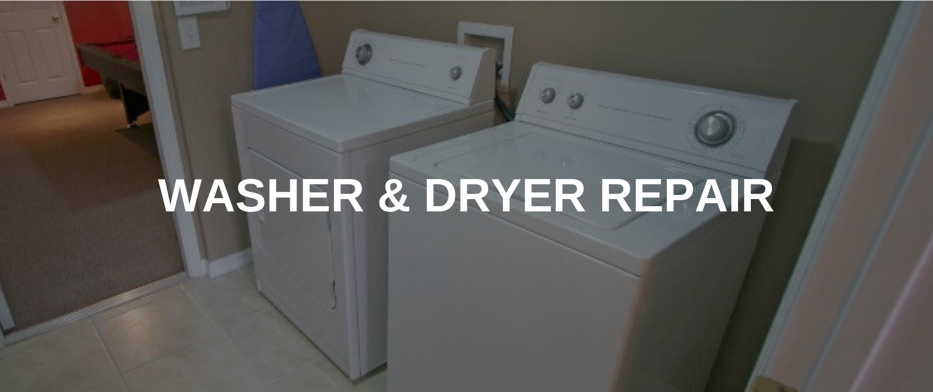 washing machine repair hillsboro